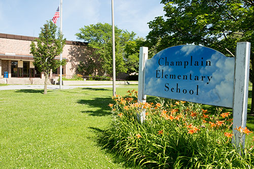 Champlain School